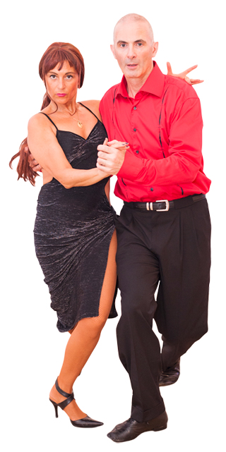 Dancenter danseurs stage de Tango