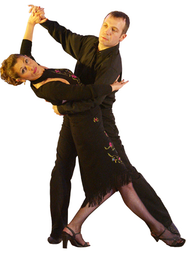 Dancenter danseurs de Tango